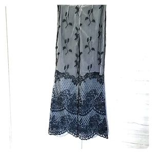 Beautiful Herve Leger Couture lace pants.